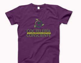 NazirNakib20 tarafından T-Shirt Design For Non-Profit @CocteleriaConsciente için no 49