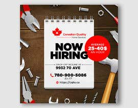 #6 for Create a hiring poster for me af ISShaikh007