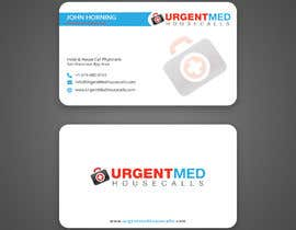 #724 for need new business card design for medical practice af Jannatulferdous8