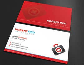 #765 for need new business card design for medical practice af Jannatulferdous8