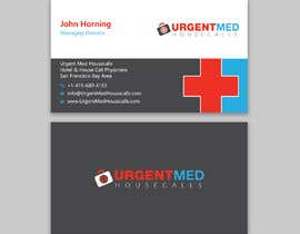 #860 for need new business card design for medical practice by Uttamkumar01