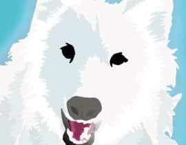 #25 для Vectorized Samoyed Dog Images - Graphic Design Project от shiekhrubel