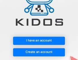 #15 cho Daycare Mobile App Design (only some screens) bởi NicoDuv