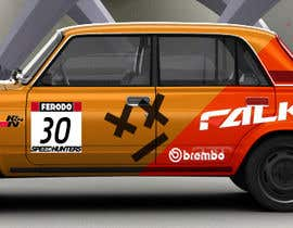 #9 for Design for Rallye Car by Grove00