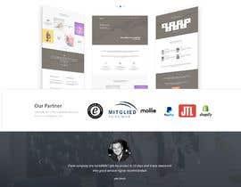 robinjunior14 tarafından UI Design for new website için no 22