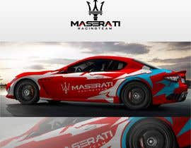 #32 for Maserati Racing Team - Corporate Identity by monstersox