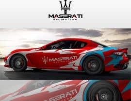 #32 для Maserati Racing Team - Corporate Identity от monstersox