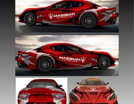 #40 for Maserati Racing Team - Corporate Identity by monstersox