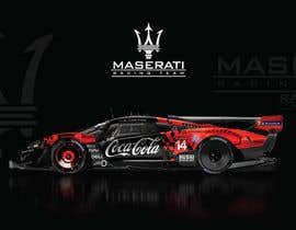#6 for Maserati Racing Team - Corporate Identity by ModiART216