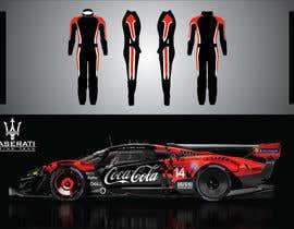#8 для Maserati Racing Team - Corporate Identity от ModiART216