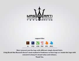 #17 для Maserati Racing Team - Corporate Identity от ModiART216