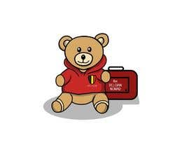 #66 za Traveling teddy bear logo design od imkram2x