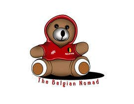 #35 za Traveling teddy bear logo design od binsonmp