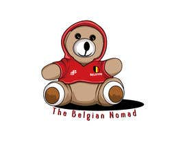 #39 za Traveling teddy bear logo design od binsonmp