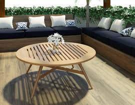nº 23 pour Design and 3D Render a lounge table par miguelcuamani