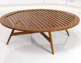 nº 27 pour Design and 3D Render a lounge table par devswarnakar