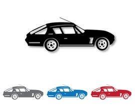 #23 untuk Classic car logo oleh abadoutayeb1983