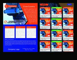 #4 cho Design a printed catalogue and an e-catalogue for a product line bởi SouravRoySumon