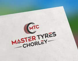 #67 for Design logo for Tyre Place by mousumi23
