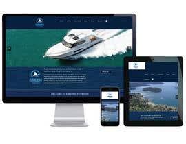 #167 cho Website Design and logo revision bởi taseenabc
