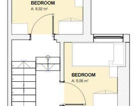 #34 for Redesign Apartment Layout by StructoProject