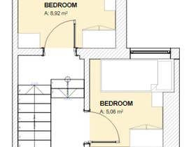 #35 for Redesign Apartment Layout by StructoProject