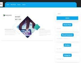 Nro 48 kilpailuun Design and Code a Website (Wordpress-Template) käyttäjältä alamgir15