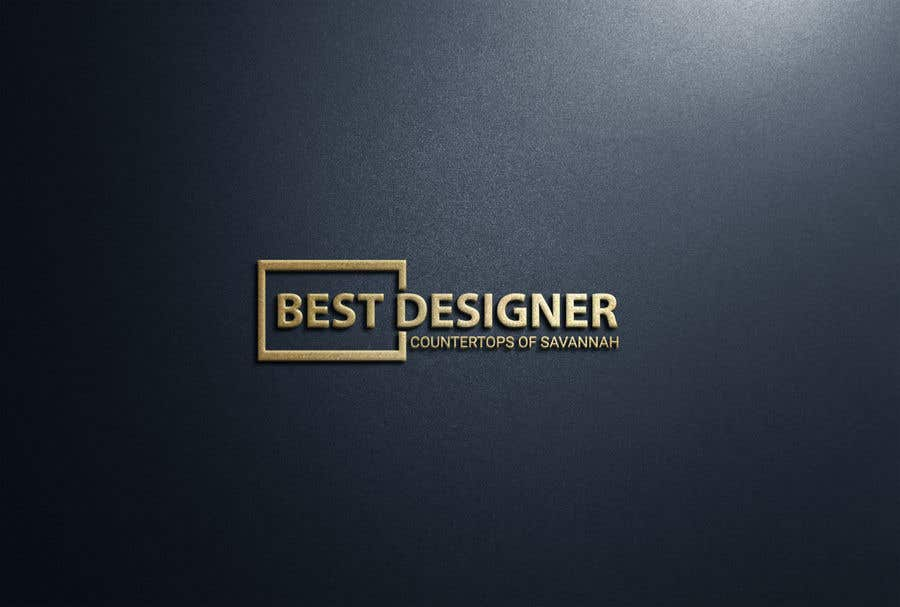 Конкурсная заявка №288 для Best Designer Countertops of Savannah