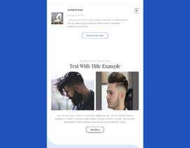 #22 for Make an email template look great by Aanaaya