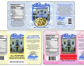 #8 for Refresh of Company Retail Food Labels by Areynososoler