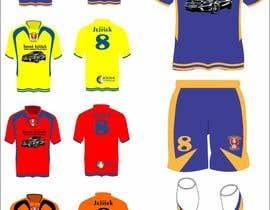 #3 untuk Soccer uniform design oleh dyel21