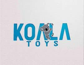 #87 cho I need a logo for my toy store, the name is Koala Toys bởi robsonpunk