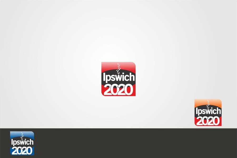 Inscrição nº                                         50                                      do Concurso para                                         Logo Design for Ipswich2020
