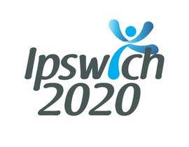 #47 para Logo Design for Ipswich2020 por Christina850