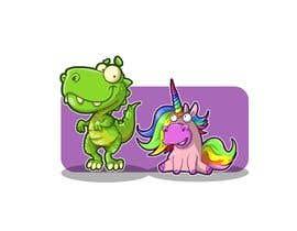 ToaMota tarafından Graphics - Cartoon Creatures for Children için no 8