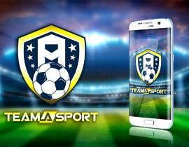 #48 for Design logo for sports agency af GirottiGabriel