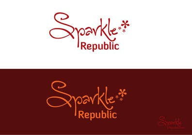 #42 for Logo Design for Sparkle Republic af paxslg