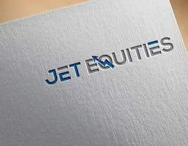 Nro 41 kilpailuun Logo for Jet Equities käyttäjältä hridoymizi41400