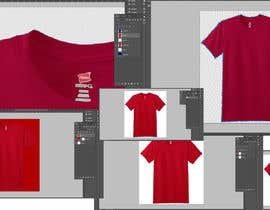 Nro 8 kilpailuun Wordpress Graphic Design for Blank T-Shirt käyttäjältä DesignArt2016