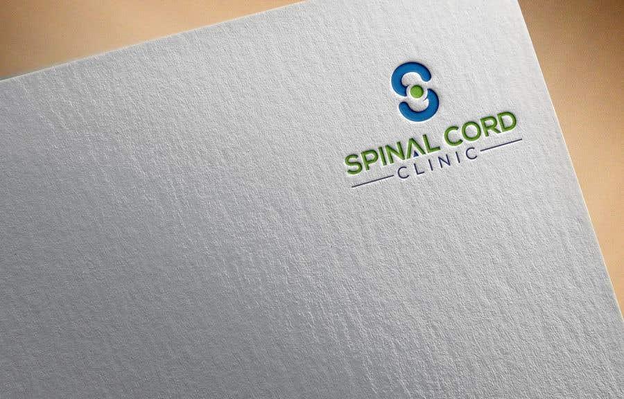 Konkurrenceindlæg #251 for Logo design for Spinal Cord clinic