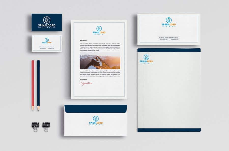 Konkurrenceindlæg #192 for Logo design for Spinal Cord clinic
