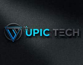 Nro 589 kilpailuun UPICHTECH - Logo for Web hosting company käyttäjältä mdsahria1