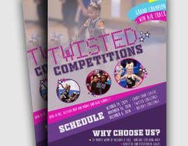 #22 for Cheerleading Event Flyer '19 af tabitaprincesia