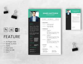 #1 para Creative design for resume por LokeshSharma0204
