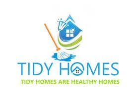 #113 for Tidy Homes Logo by mdfaruq52