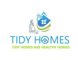 #116 for Tidy Homes Logo by mdfaruq52