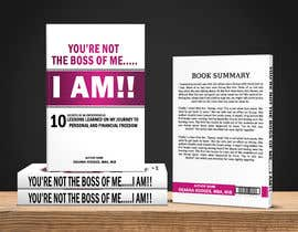 #37 for Design a book cover - You're Not The Boss of Me.....I Am!! by saikatmian