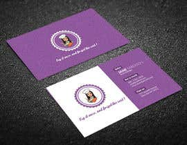 #279 for Create a business card and slogan for my online bakery business. by Jannatulferdous8