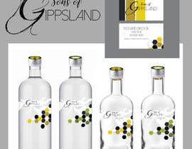 #14 for I need packaging design for a premium vodka by caitlinwillow