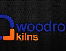 #59 cho Logo Design for Woodrow Kilns 3d bởi BIZAREE